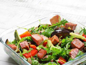receta ensalada de atun fresco